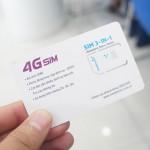 Mạng 4G LTE Được Chạy Thử Trên Vinaphone.