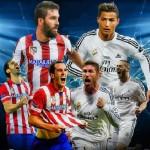 derby Madrid. Real – Atletico tâm lý sẵn sàng.
