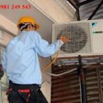 Sửa điều hòa tại nhà nhanh nhất tại Hà Nội