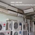 Sửa điều hòa chất lượng nhất tại điện lạnh Xuân Mừng
