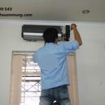 Công ty Điện Lạnh Xuân Mừng. sửa điều hòa tại nhà.