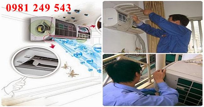 Sửa điều hòa tại nhà, sửa điều hòa tại hà nội