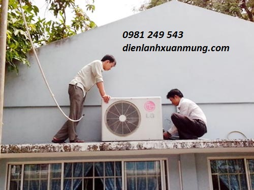Sửa điều hòa tại Hà Nội