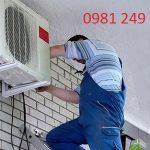 Sửa điều hòa 2 chiều không nóng tại nhà