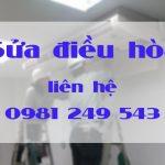 Sửa điều hòa tại Cầu Giấy liên hệ 0981 249 543