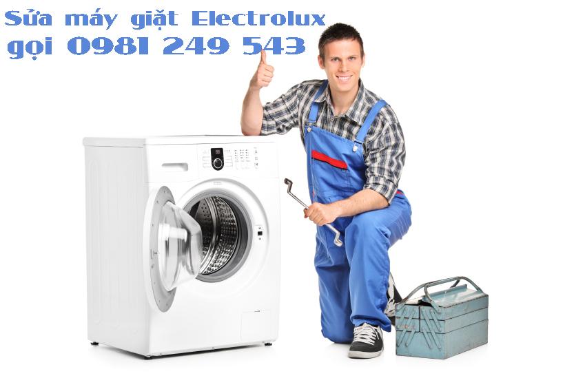 sửa máy giặt electrolux tại quận hà đông