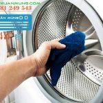 Hướng dẫn vệ sinh máy giặt giúp sử dụng lâu bền