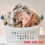 Sử dụng máy giặt có thể gây vô sinh hay không?