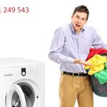 Nguyên nhân máy giặt inverter rò rỉ nước?