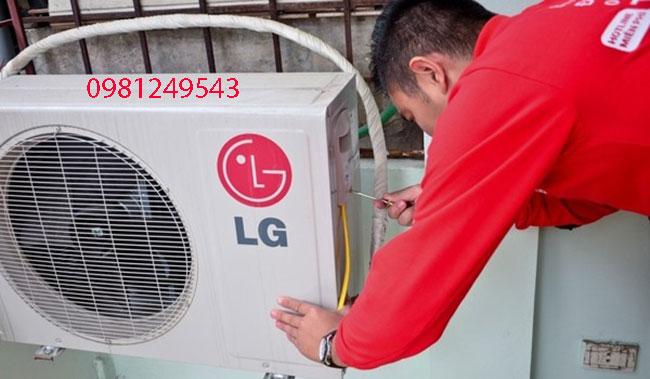 Dịch vụ sửa điều hòa tại Hà Nội uy tín - Chi phí dịch vụ rẻ